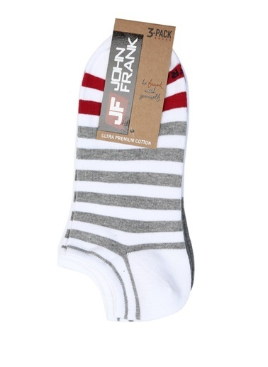 John Frank Çorap Seti Renkli